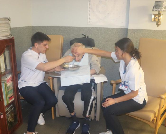 Nursing Internship project